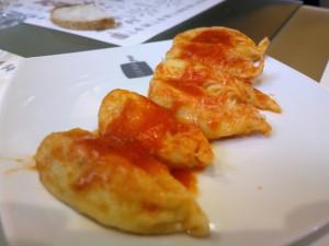 cucina.eat - Culurgiones al sugo