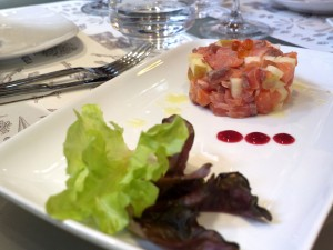 cucina.eat - Tartare di salmone