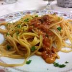 Mondo e Luca - Spaghetti ai ricci