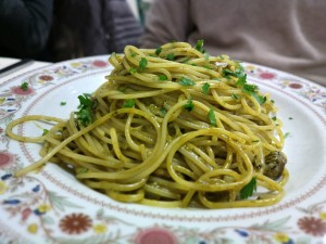 Mondo e Luca - Spaghetti alle orziadas