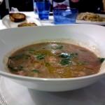 Letizia - Zuppa fagioli ortiche