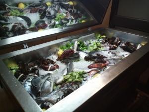 Vecchia Cagliari - Pescato del giorno