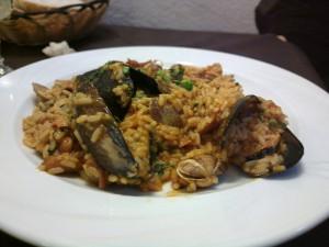 Vecchia Cagliari - Risotto alla pescatora