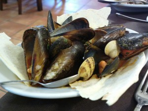 Vecchia Cagliari - Zuppetta cozze e arselle
