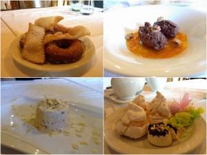 Su Carduleu - Dessert dolci