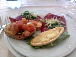 New Barcavela - Antipasti