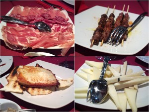 Red Steakhouse - Antipasti di terra