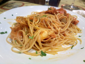 La Pirata - Linguine all'aragosta