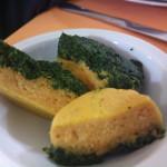 Monte Arcosu - Tortino carote spinaci