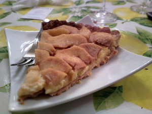Tricoli - Torta di mele