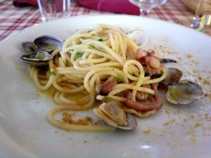 Monti Paulis - Spaghetti ai frutti di mare