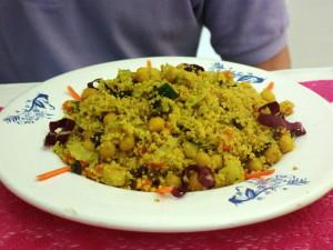 Zupposofia - Couscous di verdure