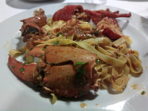 La Lanterna - Linguine all'astice