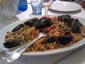 Dedini - Fregola ai frutti di mare