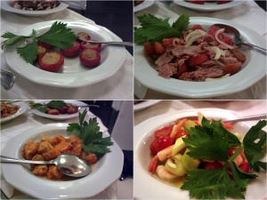 Is Cannas - Antipasti