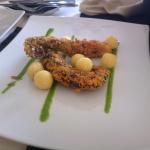 Il Campidano - Polpo in crosta di carasau