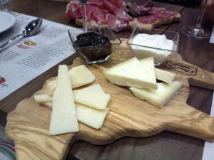 Il Pomod'oro - Tavolozza di formaggi